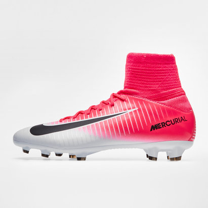Nike Mercurial Superfly V Niños FG - Botas de Fútbol