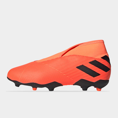 adidas Nemeziz 19.3 Laceless Junior FG Football Boots