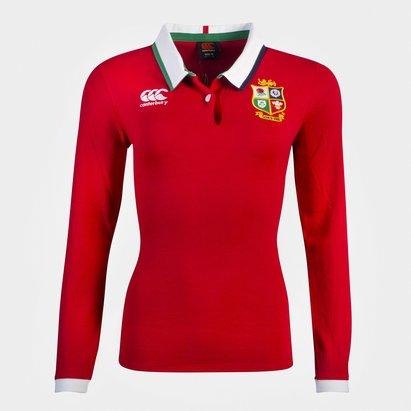 Canterbury Camiseta Clásica para Damas de British and Irish Lions 2021