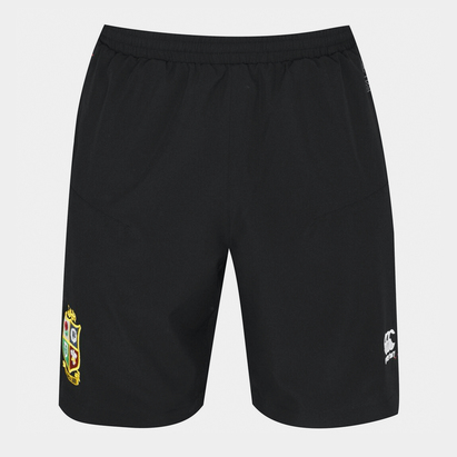 Canterbury British and Irish Lions Gym Shorts Mens
