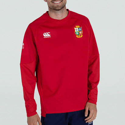 Canterbury British and Irish Lions Drill Top Mens
