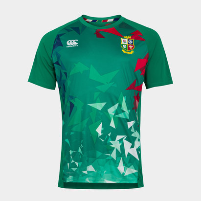Canterbury British and Irish Lions Superlight Graphic T Shirt Mens