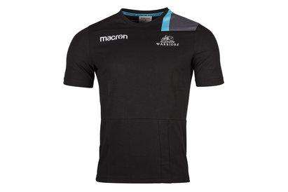 Macron Glasgow Warriors 2017/18 Travel Rugby - Camiseta