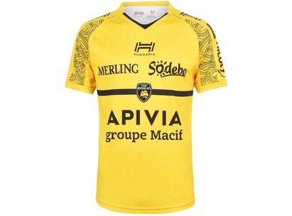 Hungaria Stade Rochelais Away Shirt 2020 2021