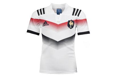 adidas Francia 2017 18 Alternativa Niños M C Réplica - Camiseta de ... 709592d98d6f1