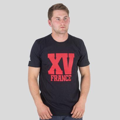 adidas Francia 2017/18 Presentación Rugby - Camiseta