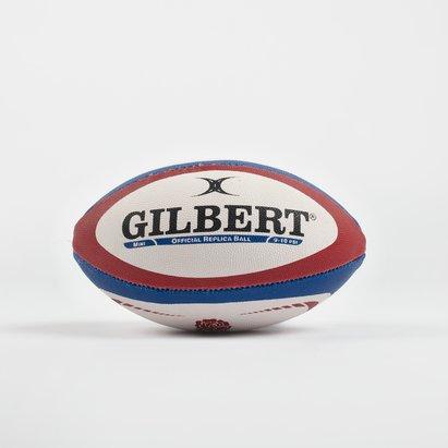 Gilbert Inglaterra Oficial Réplica Mini - Balón de Rugby