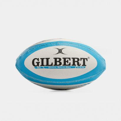 Gilbert Argentina Oficial Réplica Mini - Balón de Rugby