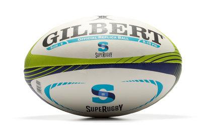 Gilbert Super Rugby Oficial Réplica - Balón de Rugby