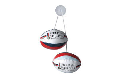 Gilbert Help for Heroes - Balones de Rugby