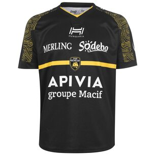 Hungaria Stade Rochelais Home Shirt 2020 2021