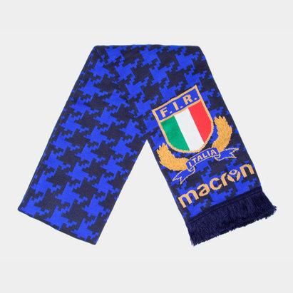 Macron Italia 2017/18 Seguidores Rugby - Bufanda