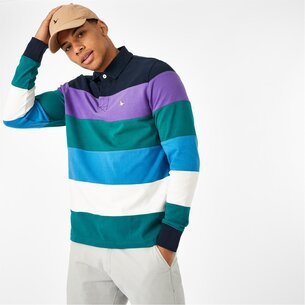 Jack Wills Taplon Cut And Sew Rugby