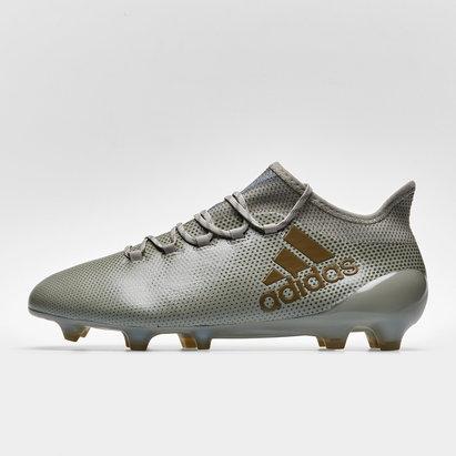 adidas X 17.1 FG - Botas de Fútbol