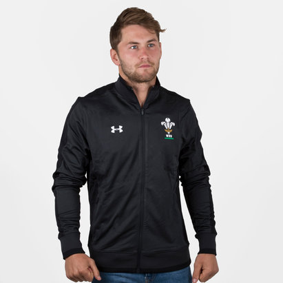 Under Armour Gales WRU 2017/19 Rugby - Chaqueta