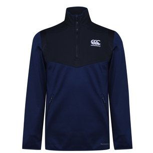 Canterbury Thermoreg Spacer 1/4 Zip Polar Run - Top de Entrenamiento