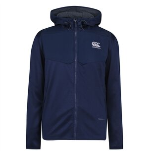Canterbury Thermoreg Spacer Full Zip Polar - Sudadera con Capucha