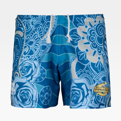 World Beach Rugby San Jose Serpents 2017/18 Away - Shorts de Rugby