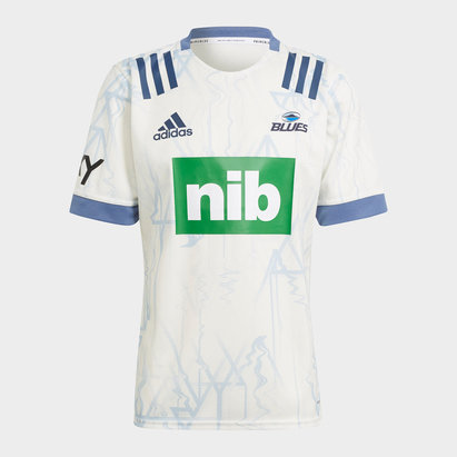 adidas Blues Alternate Shirt 2021