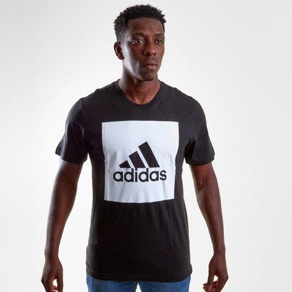adidas Essentials Box Logo - Camiseta