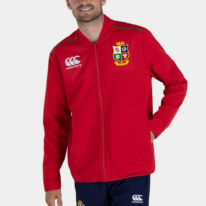 Canterbury British  And  Irish Lions Anthem Jacket 2021 Mens