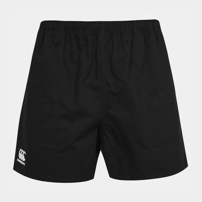 Canterbury Shorts de Rugby Profesional Algodón