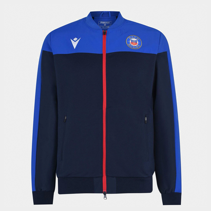 Macron Bath 20/21 Anthem Jacket Mens