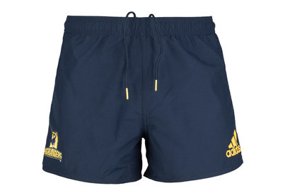 adidas Highlanders 2018 Home Players Super - Shorts de Rugby