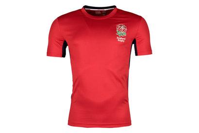 England Rugby Inglaterra Rugby RFU Niños Pequeños Poly - Camiseta