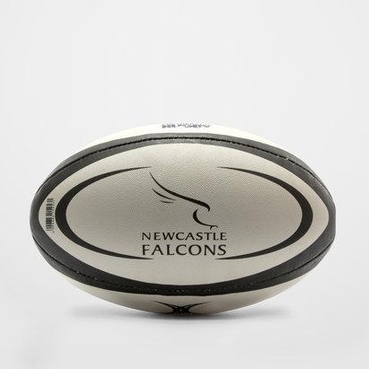 Gilbert Newcastle Falcons Réplica - Balón de Rugby
