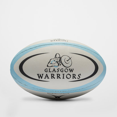 Gilbert Glasgow Warriors Replica - Balón de Rugby