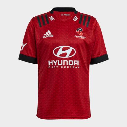 adidas Crusaders Home Rugby Shirt 2021