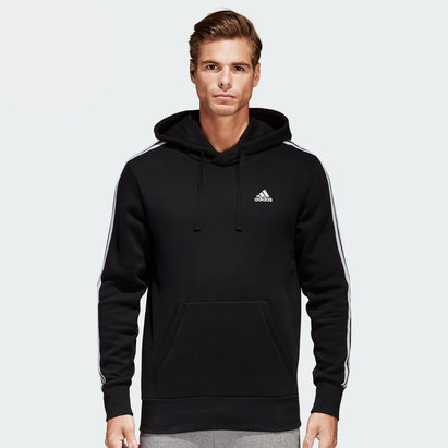 adidas Essentials 3 Stripes - Sudadera con Capucha