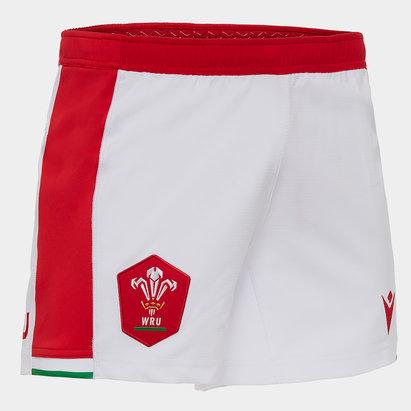 Macron Wales Home Shorts 2020 2021