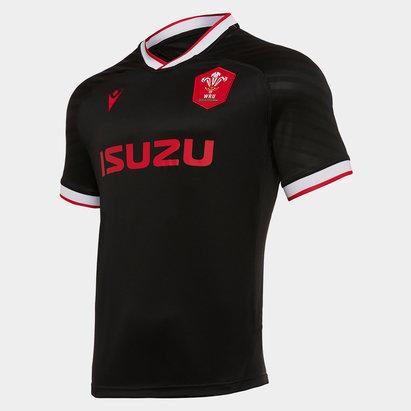 Macron Wales Alternate Rugby Shirt 2020 2021