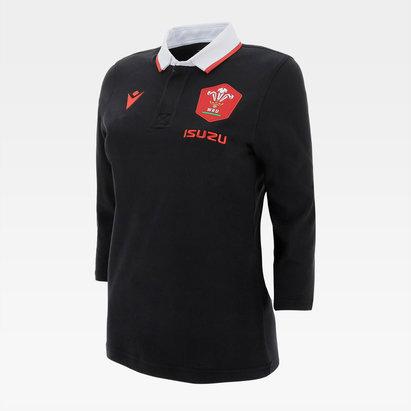 Macron Wales Alternate Shirt 2020 2021 Ladies