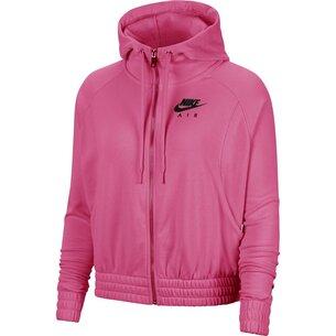 Nike Air Full Zip Fleece Hoodie Ladies