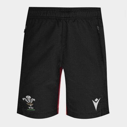 Macron Wales Gym Shorts Junior