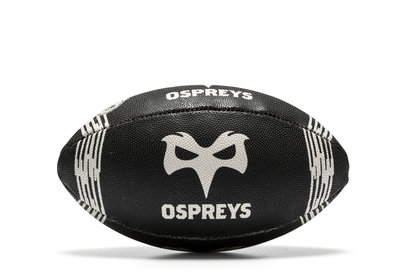 Ospreys Home Mini Seguidores - Balón de Rugby