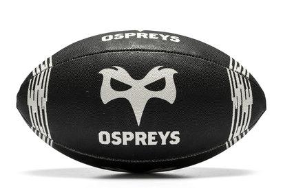 Ospreys Home Midi Seguidores - Balón de Rugby