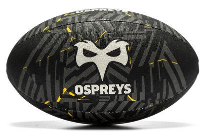 Ospreys Euro Segidores - Balón de Rugby