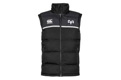 Canterbury Ospreys 2017/18 Rugby - Chaleco Acolchado