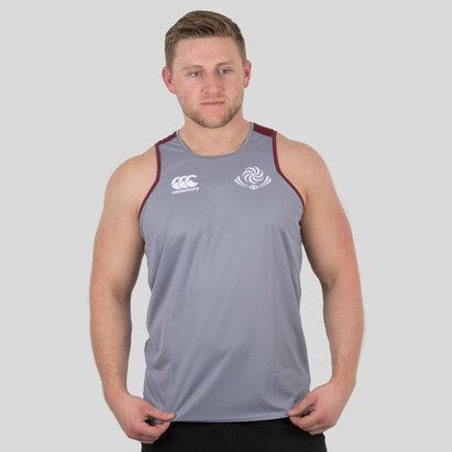 Canterbury Georgia 2018/19 Players Rugby - Camiseta de Entrenamiento