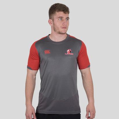 Canterbury Lions 2018 Players Rugby - Camiseta de Entrenamiento