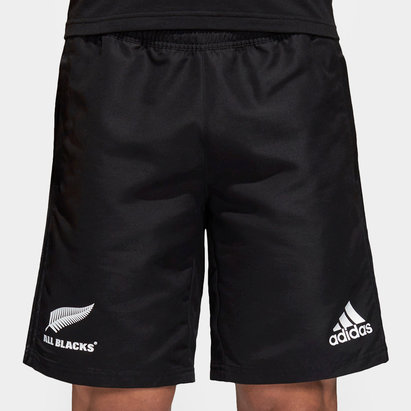 adidas Nueva Zelanda All Blacks 2018 Woven Rugby - Shorts