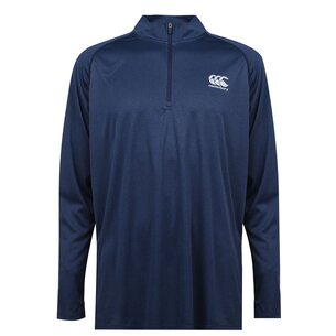 Canterbury Vapodri First Layer 1/4 Zip Rugby - Top de Entrenamiento