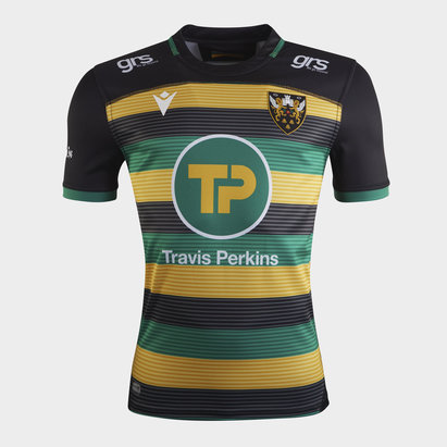 Macron Northampton Saints 20/21 Home Jersey Mens