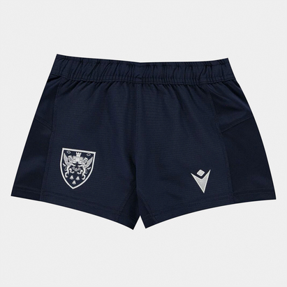 Macron Saints Training Shorts Junior Boys