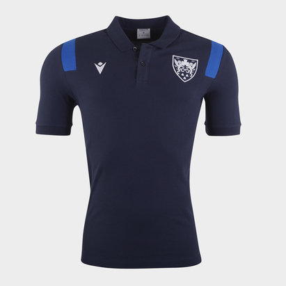 Macron Saints Polo Shirt Mens
