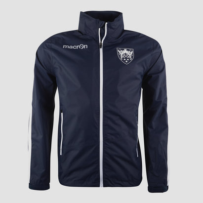 Macron Saints Jacket Mens
